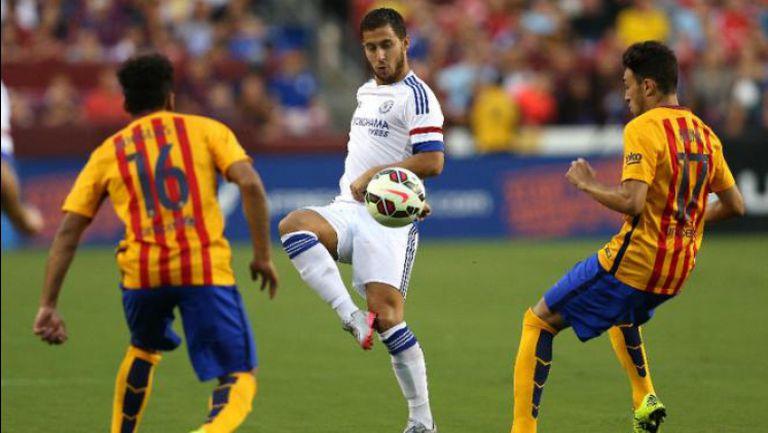 Челси - Барселона 2:2 (4:2 при дузпите)