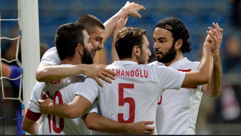 Заблудихме вратаря на България при първия гол, радва се Хакан Чалханоолу