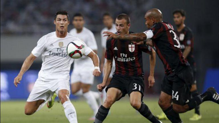 Реал (Мадрид) - Милан 0:0 (10:9 при дузпите)