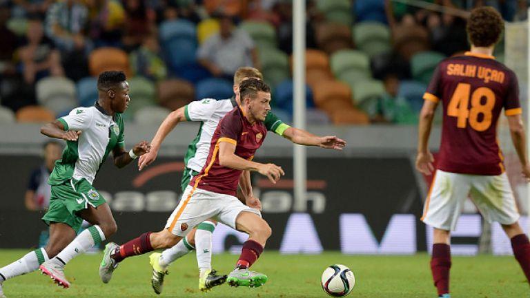 Спортинг (Лисабон) - Рома 2:0