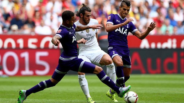 Реал (Мадрид) - Тотнъм 2:0