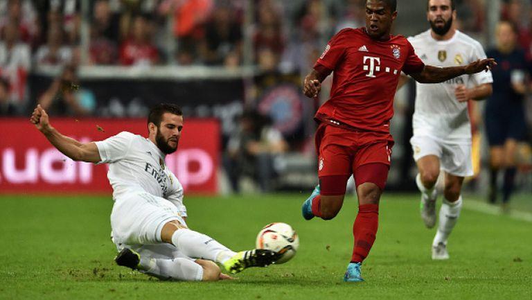 Байерн (Мюнхен) - Реал (Мадрид) 1:0