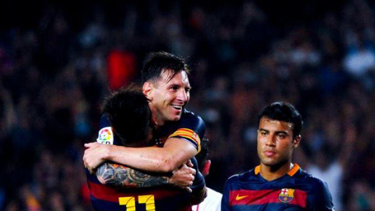 Барселона - Рома 3:0