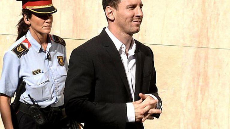 Отхвърлиха обжалването - Меси отива на съд за укриване на данъци