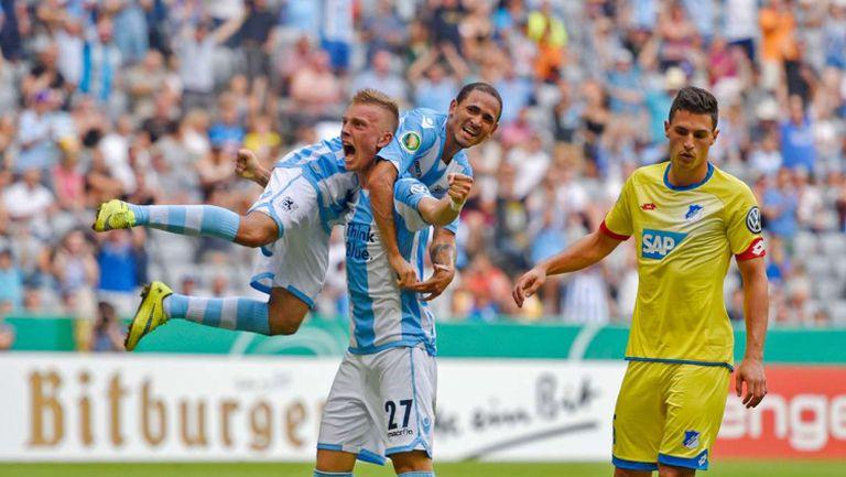 Мюнхен 1860 - Хофенхайм 2:0