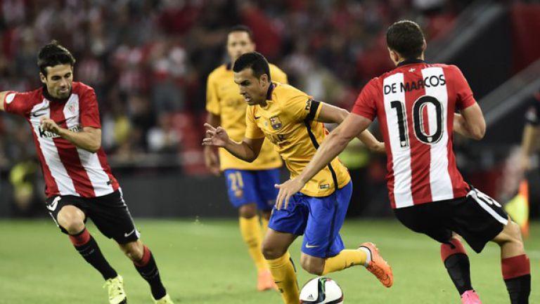 Атлетик Билбао - Барселона 4:0