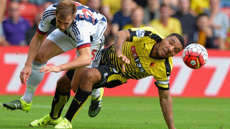 Уотфорд - Уест Бромич 0:0