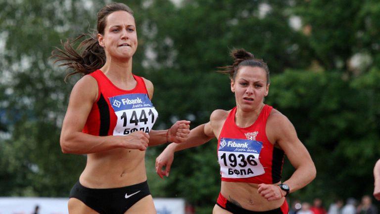 Инна Ефтимова шампионка и на 200 метра