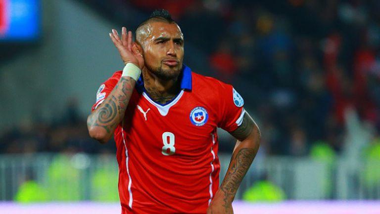 Домакинът Чили откри Копа Америка с очаквана победа (видео)