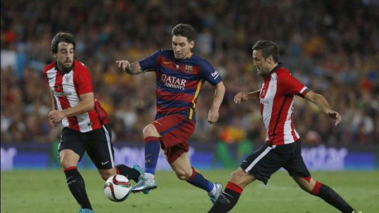 Барселона - Атлетик Билбао 1:1