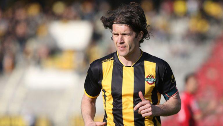 Иван Цветков: Спирам с футбола, решението ми е твърдо