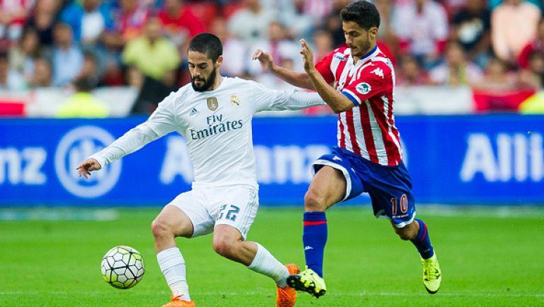 Спортинг Хихон - Реал (Мадрид) 0:0
