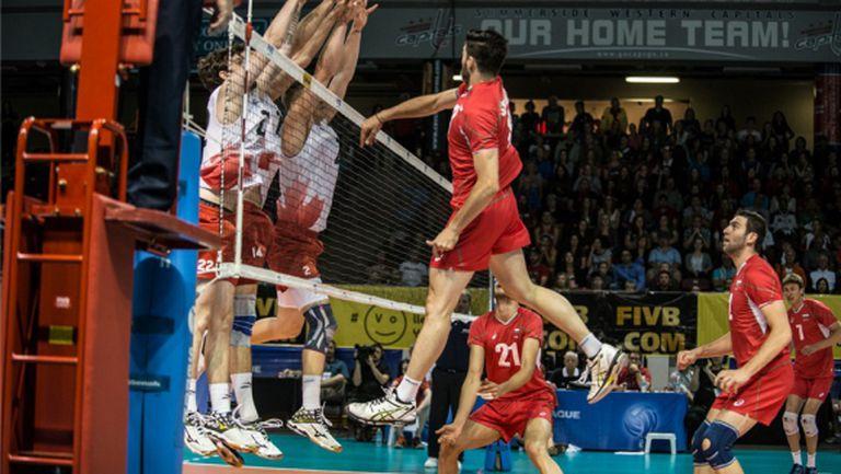 България с втора загуба в Световната лига след 1:3 от Канада (ВИДЕО + ГАЛЕРИЯ)