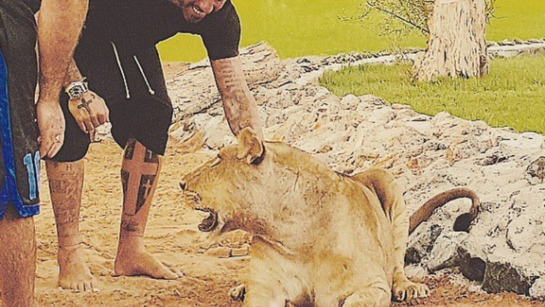 Благой Георгиев смени камилата с лъв