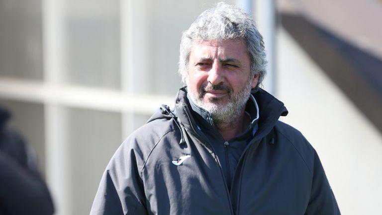 Христо Колев: Ще обявим целите на Локо Пд непосредствено преди сезона