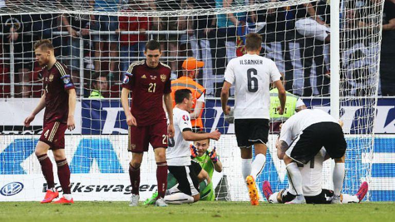 Нов шок за Русия на Капело, Австрия докосва Евро 2016 (видео)