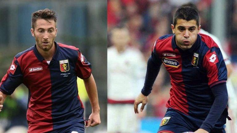Рома преговаря с дуо от Дженоа и голмайстора на Сампдория