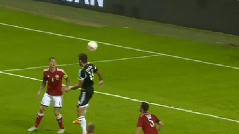 Дания - Албания 0:0