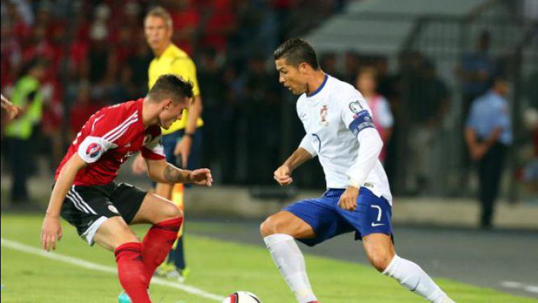 Албания - Португалия 0:1