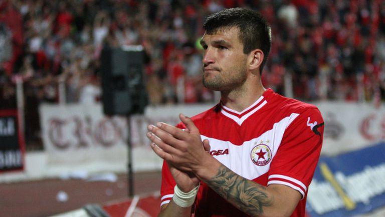 Венци Василев напусна ЦСКА, обясни причината