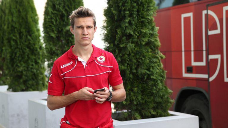 Сагата продължава - пореден играч се раздели с ЦСКА, отива в Бразилия