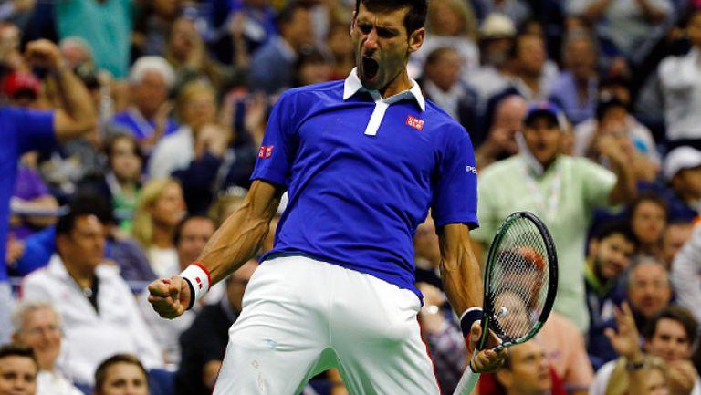 Федерер опита всичко, но шампион е Джокович