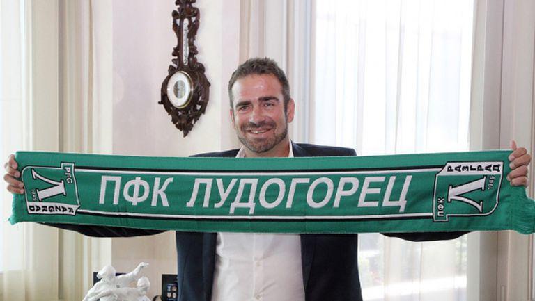 Официално: Бруно Рибейро е новият треньор на Лудогорец