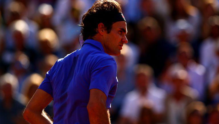 Федерер не е доволен от коментарите на Бекер