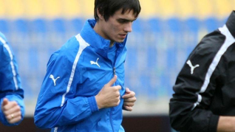 "Курдов и Йоргачевич започнаха тренировки на ""Герена"" (видео)"