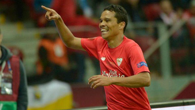 Севиля поиска 25 млн. от Рома за Карлос Бака