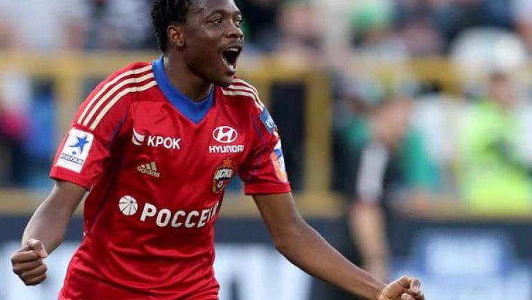 ЦСКА (Москва) - Локомотив (Mосква) 1:1