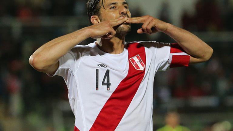 """Перу пребори десет от Венецуела и завърза ситуацията в група """"С"""""""