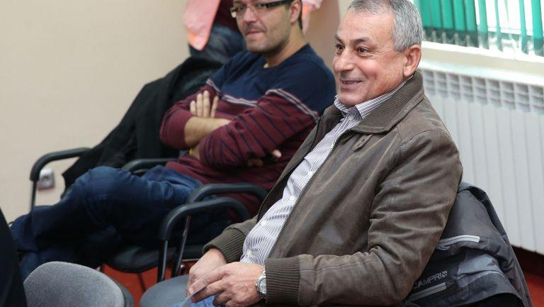Мадански: Очаквам интересен двубой с Локомотив (Пд)