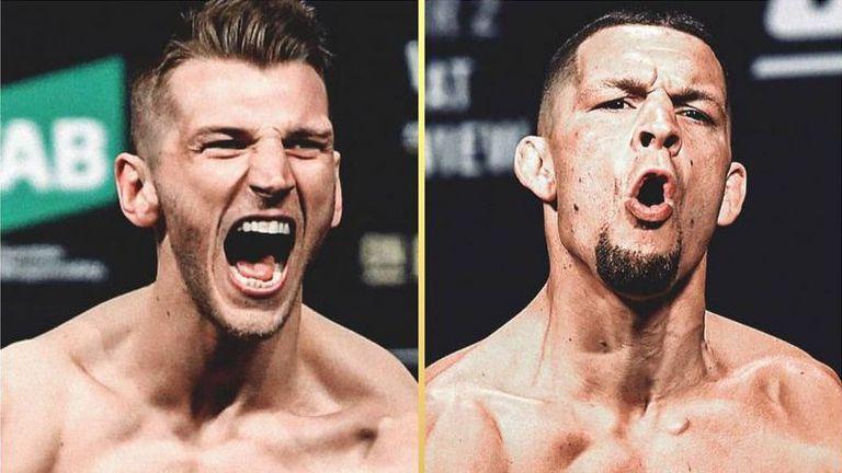 Дан Хукър предизвика Нейт Диаз за UFC 266