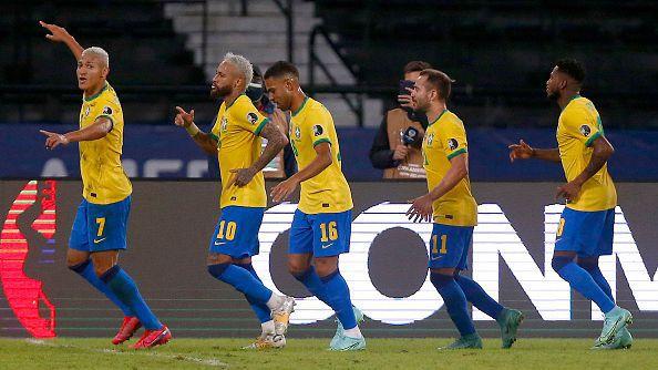 Бразилия с нова впечатляваща победа на Копа Америка