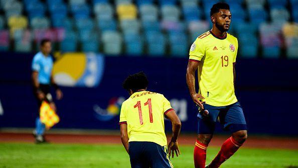 Колумбия изпусна победа на Копа Америка