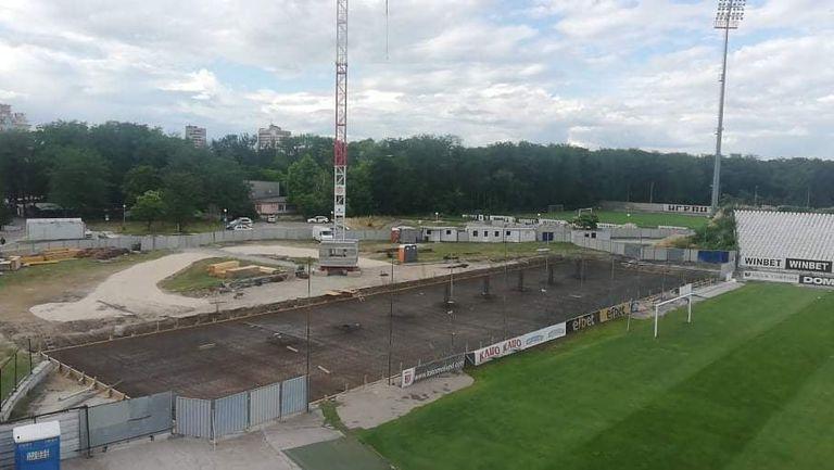 """Сформираха работна група, ангажирана със строителството на стадион """"Локомотив"""""""