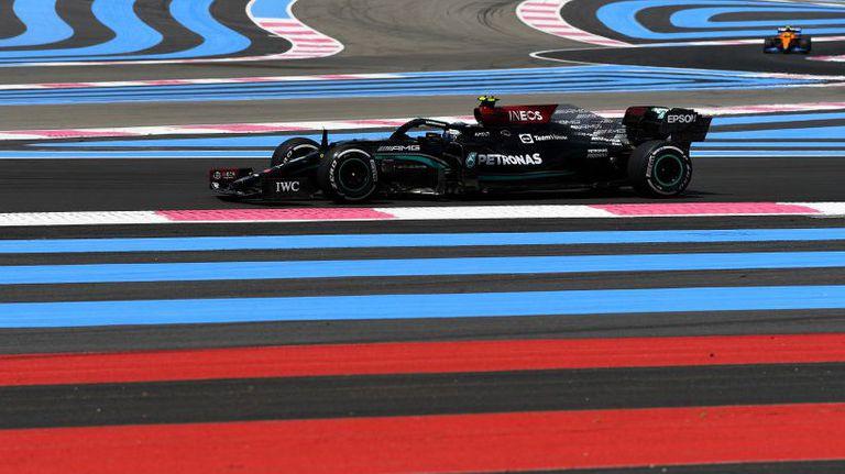 Валтери Ботас спечели първата тренировка преди Гран При на Франция