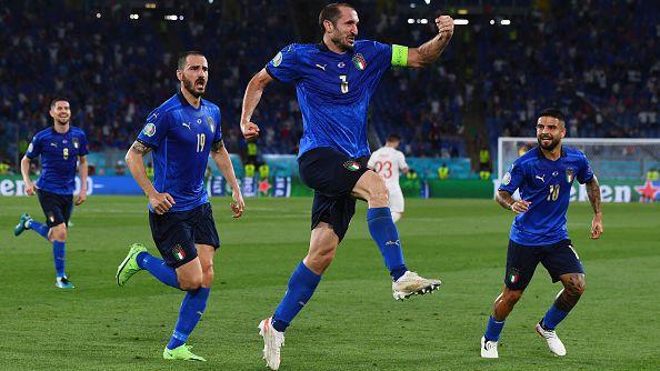 Киелини: Добре съм, а Италия израства с всеки изминал мач