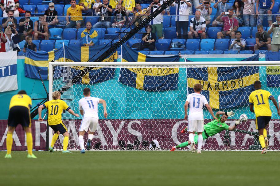 Швеция - Словакия 1:0