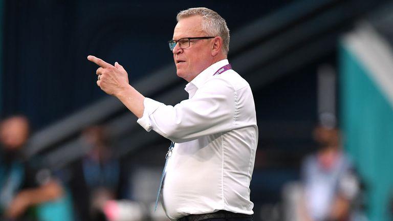 Треньорът на Швеция: Атаката ни заслужаваше повече