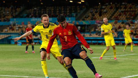 Луис Енрике не отстъпва: Ще пусна Мората и още 10 футболисти