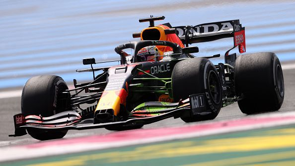 Верстапен бе най-бърз след втората тренировка преди Гран При на Франция