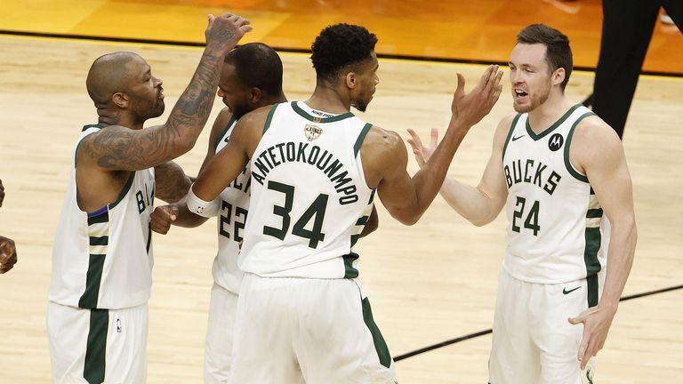На крачка от върха: Милуоки възкръсна и достигна до шанс за първи триумф в НБА от половин век насам