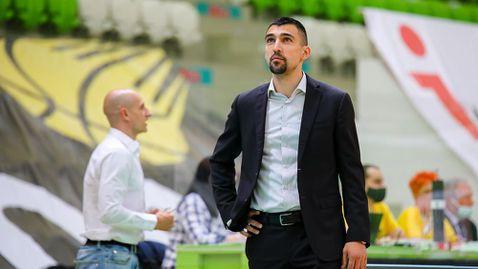Йордан Янков пред Sportal.bg: Радвам се, че сътворихме история за пловдивския баскетбол