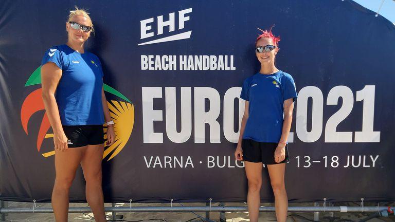 Българските съдийки на Европейското по плажен хандбал:  Колегите ни са впечатлени