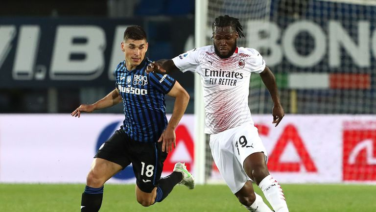 Страхът кара Милан да изпълни условието на Кесие