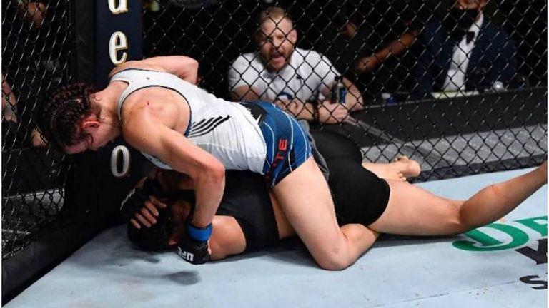 Миша Тейт със силно завръщане в UFC