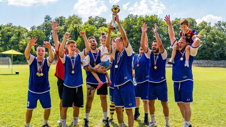 """ВРЗ-90 е победител в петия турнир на """"Проект 2021"""" в Левски"""