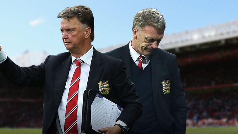 Бивши съотборници на Бербатов разкриват защо Мойс и Ван Гаал се провалиха в Юнайтед